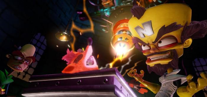 Гайд Crash Bandicoot N. Sane Trilogy — все боссы из Crash Bandicoot 2