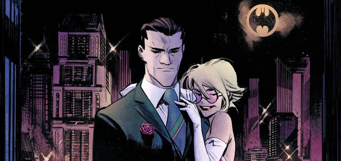 Джокер станет хорошим парнем в комиксе Batman: White Knight