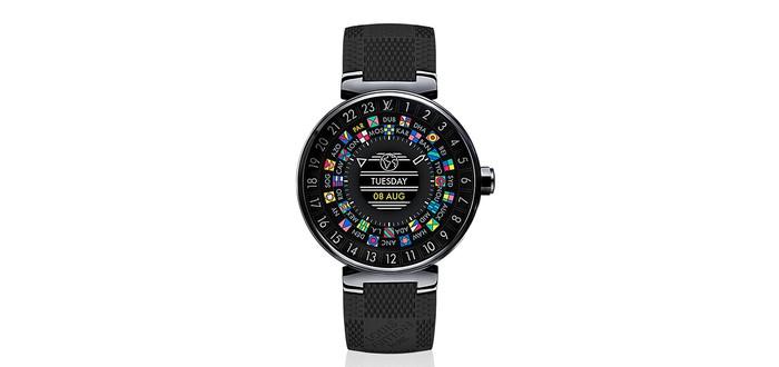 Умные часы Louis Vuitton выглядят симпатично, стоят дорого
