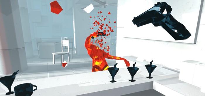 SUPERHOT выйдет для PlayStation 4 на следующей неделе