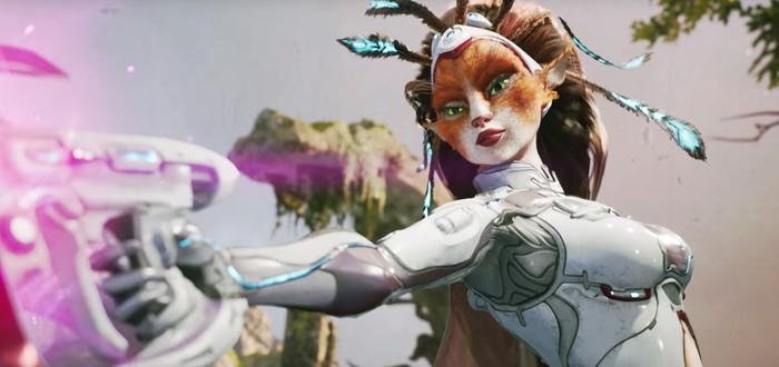 Зинкс — новый персонаж Paragon