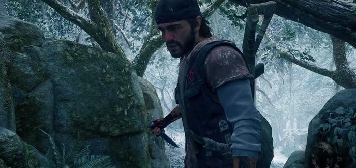 11 минут нового геймплея Days Gone — зимнее прохождение в 4K