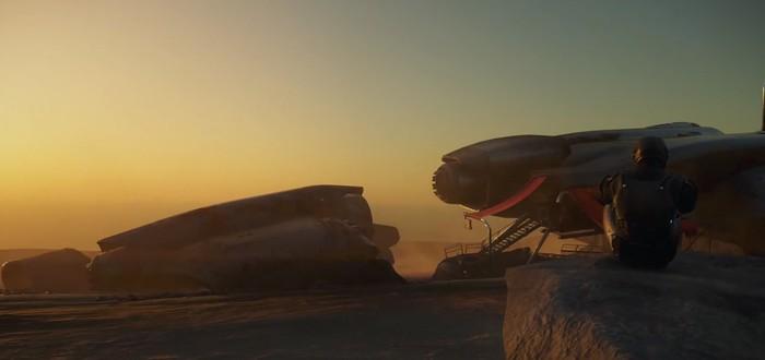 Вокруг Вселенной Star Citizen: Заброшенные корабли