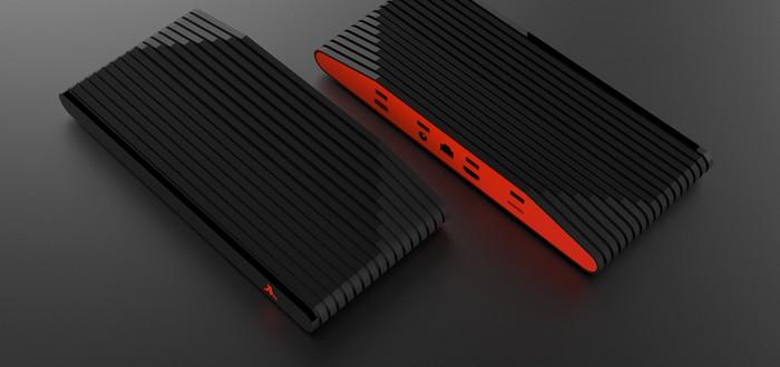 Atari показала дизайн своей новой консоли