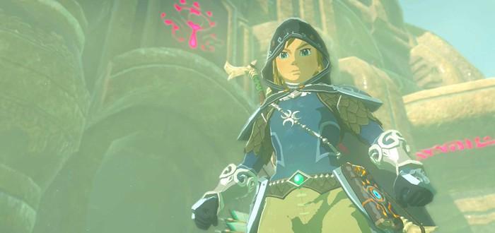 Сын сыграл в The Legend of Zelda отца и все сломал