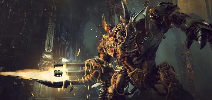 Новый геймплейный трейлер Warhammer 40k: Inquisitor — Martyr