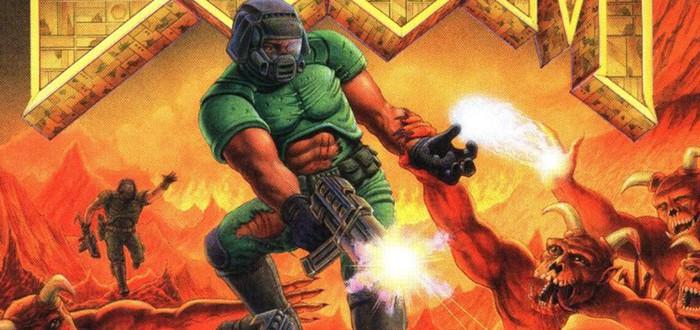 Джон Ромеро раскрыл личность персонажа с обложки Doom