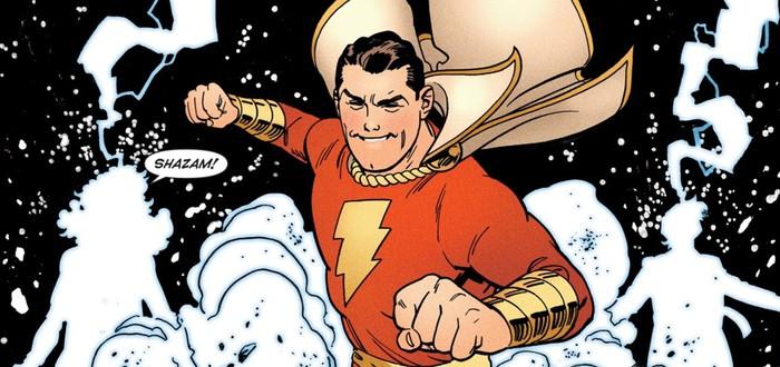 """""""Шазам"""" будет следующей лентой DC после """"Лиги Справедливости"""" и """"Аквамена"""""""