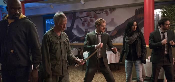 SDCC 2017: Новый трейлер The Defenders от Netflix