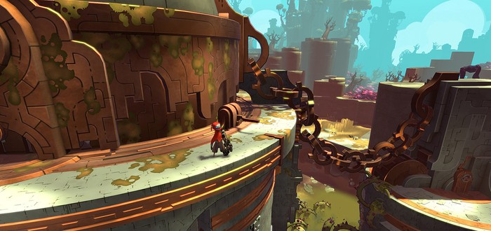 Новый трейлер Hob от Runic Games