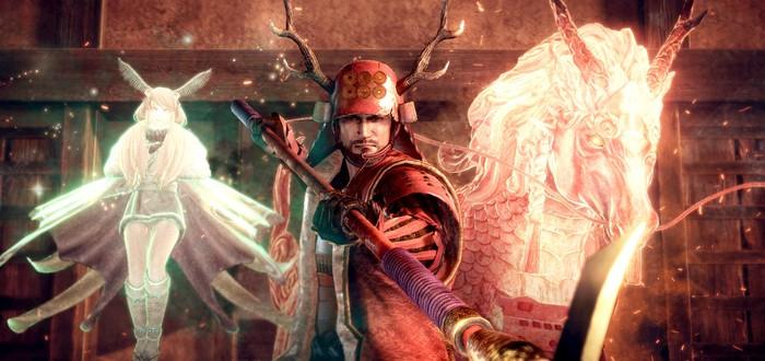 Десятки эффектных скриншотов дополнения Defiant Honor для Nioh