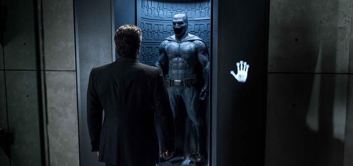 SDCC 2017: Бен Аффлек остается Бэтменом