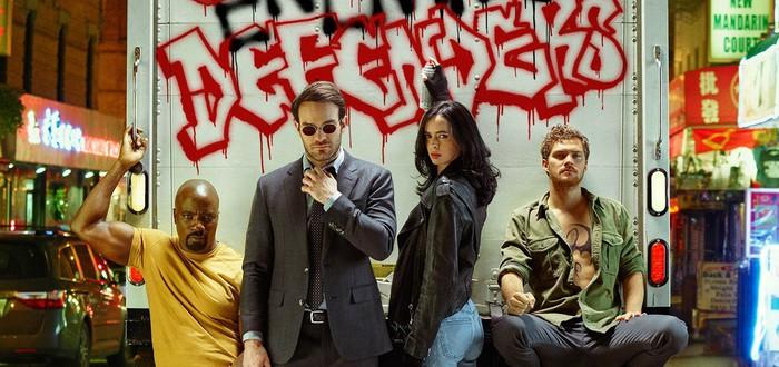 Вот почему в The Defenders всего восемь эпизодов
