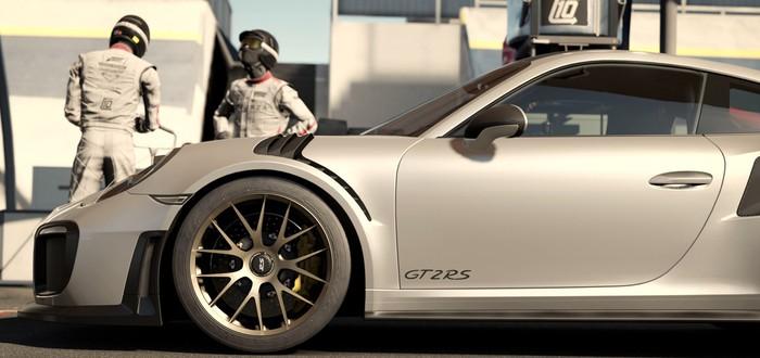 Forza Motorsport 7 выглядит божественно в новом геймплее