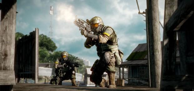 Обзор Battlefield: Bad Company 2