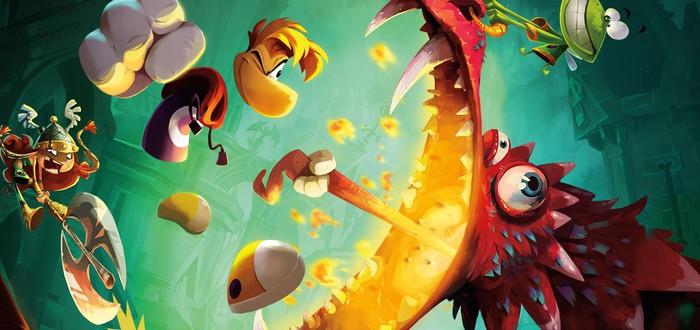 Rayman Legends выйдет на Nintendo Switch в сентябре