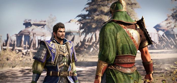 6 минут геймплея Dynasty Warriors 9