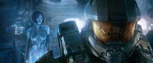 Halo 4 на Майской обложке Game Informer
