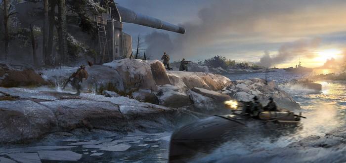 """11 минут геймплея Battlefield 1 на новой карте """"Альбион"""""""