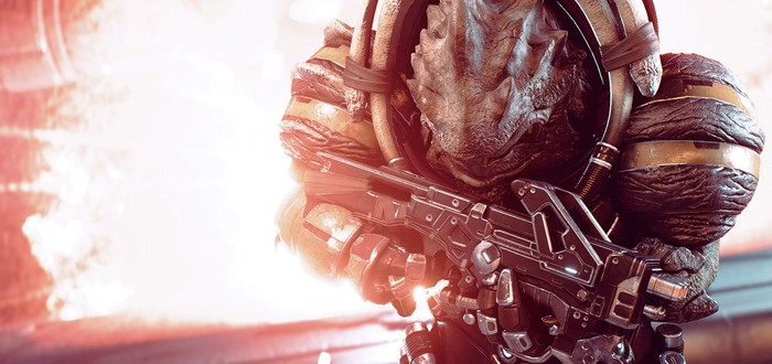 Вышел новый патч Mass Effect Andromeda