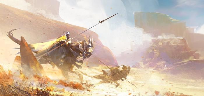 Анонсировано второе дополнение для Guild Wars 2 — Path of Fire