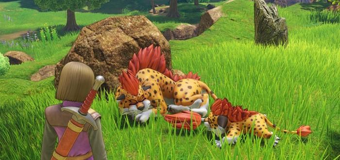 Прохождение Dragon Quest XI открывает доступ к обновленной первой части серии