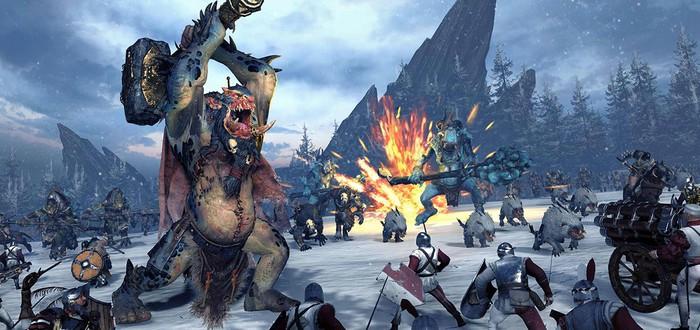 30 новых юнитов для Total War: Warhammer на годовщину Creative Assembly