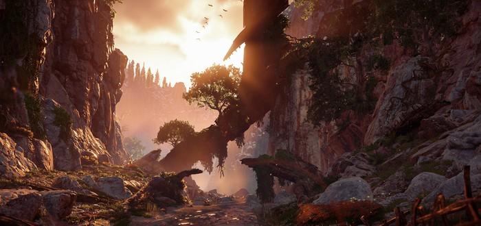 Разработчики Horizon: Zero Dawn показали графические технологии для будущих игр