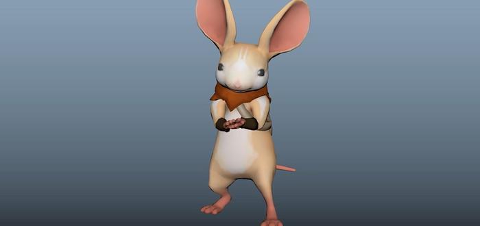Говорящая языком жестов мышка завоевала любовь интернета