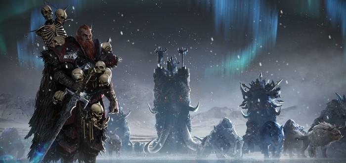 Разработчики о племени Норска в Total War: Warhammer
