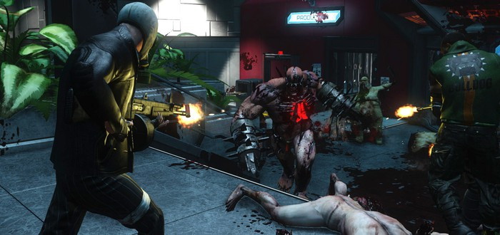Killing Floor 2 за 12$ в сентябрьском Humble Monthly Bundle