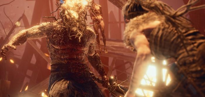 Вот когда заработает Hellblade: Senua's Sacrifices в Steam