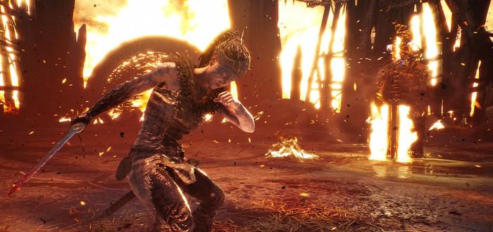 Слишком частые смерти в Hellblade приведут к удалению сохранений