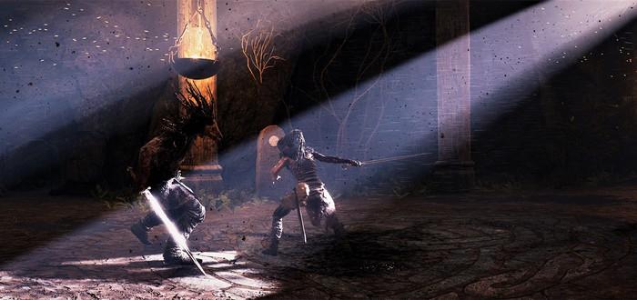Сравнение графики Hellblade: дневники разработчиков и финальная версия
