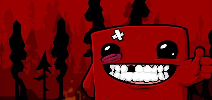 Super Meat Boy появится на Nintendo Switch