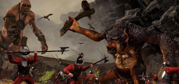 Трейлер Total War: WARHAMMER рассказывает о переменах в Старом мире