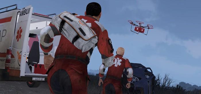 Дополнение для Arma III позволит сыграть за сотрудника гуманитарной миссии
