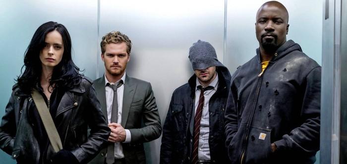Финальный трейлер сериала The Defenders от Netflix
