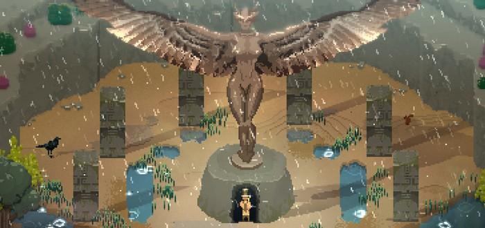 Пиксельная Action/RPG Songbringer выйдет в сентябре