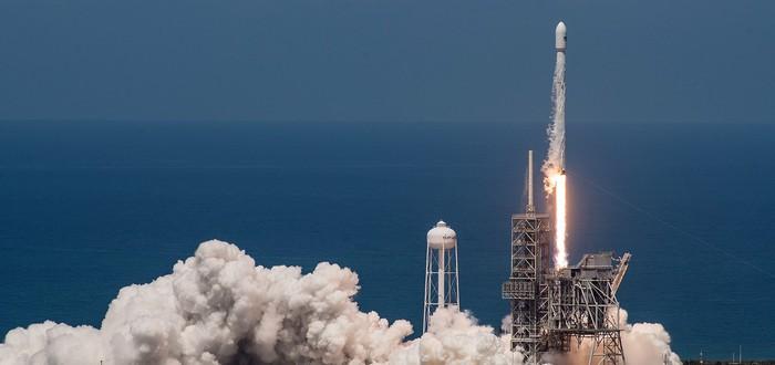 Прямой эфир с очередного запуска SpaceX — мороженое для космонавтов