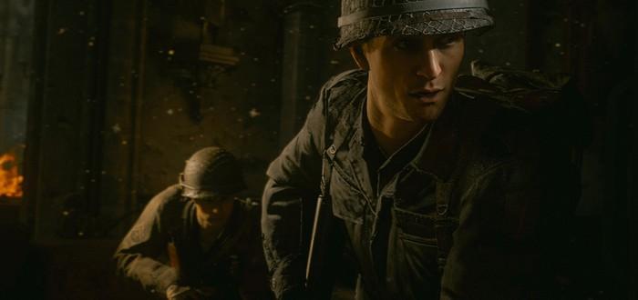 Трейлер мультиплеерной беты Call of Duty: WWII
