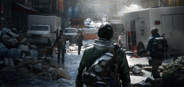 Обновление Tom Clancy's The Division добавит в игру глобальные события
