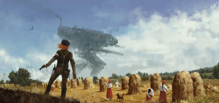 Тизер-трейлер стратегии в реальном времени Iron Harvest