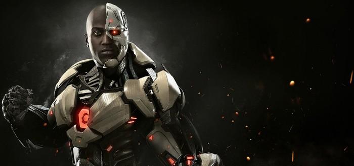 Второй пак бойцов Injustice 2 представят на Gamescom 2017