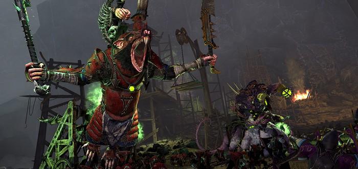 26 минут геймплея за Скавенов в Total War: Warhammer II