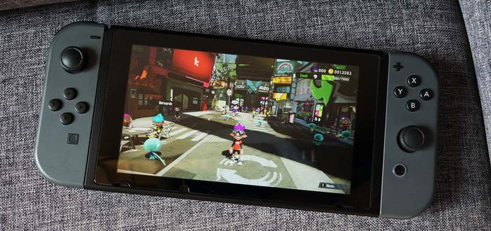 Nintendo Switch — самая продаваемая консоль за июль в США