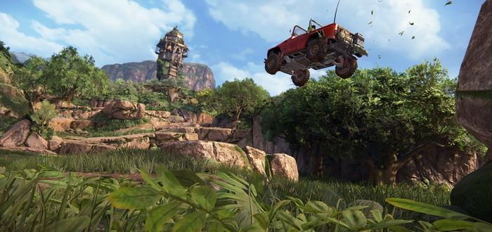 Выход на бис — обзор Uncharted: The Lost Legacy