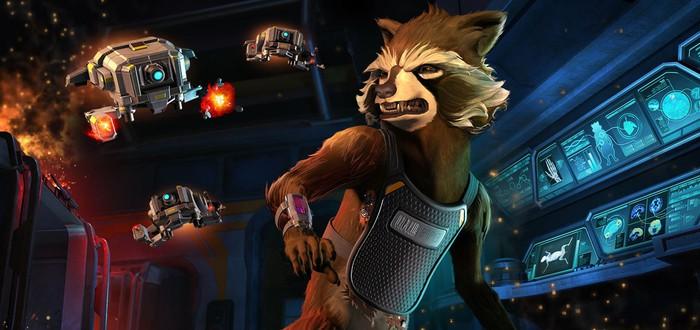 Трейлер третьего эпизода Guardians of the Galaxy от Telltale