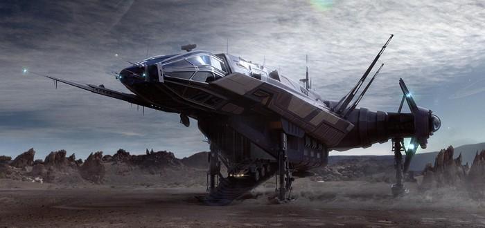Вокруг вселенной Star Citizen — аванпосы и повествование через окружающую среду