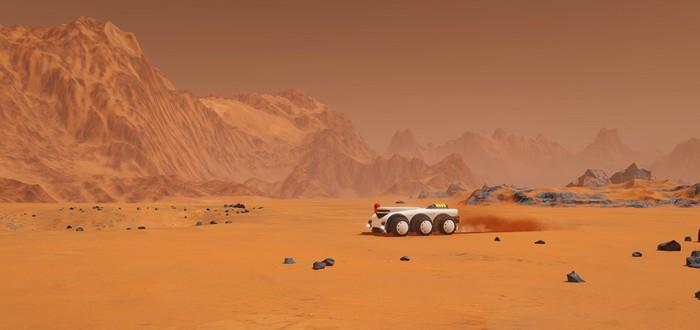 Новый трейлер Surviving Mars от создателей Tropico